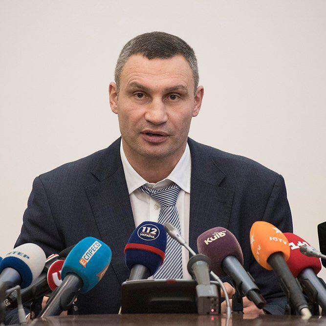 Кличко подякував ГПУ, МВС і департаменту захисту економіки Нацполіції за співпрацю у викритті зловживань на двох КП Києва