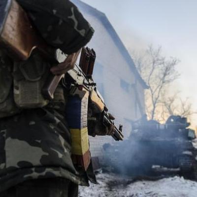 Ситуація на Луганському напрямку загострилася, - штаб АТО