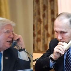 Трамп із Путіним по телефону обговорили ситуацію в Україні