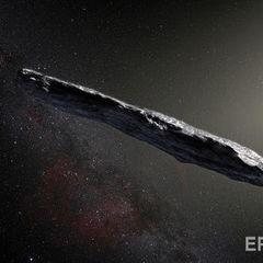 У Сонячну систему прилетів перший підтверджений астероїд з іншої галактики – NASA