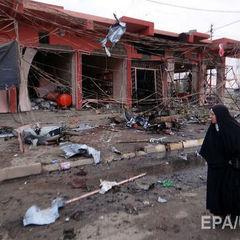 Унаслідок теракту в Іраку загинули 23 людини, приблизно 60 було поранено