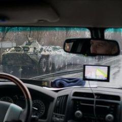 Патруль ОБСЄ зафіксував одну й ту саму колону військової техніки в Донецькій області, а пізніше – за 15 км від Луганська
