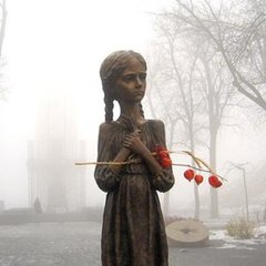 25 листопада Україна вшанує жертв голодомору