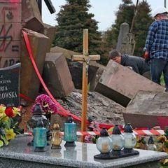 У Польщі рештки демонтованого пам'ятника УПА використали для будівництва дороги