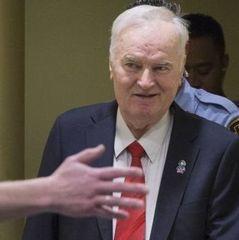 Ратко Младича засудили до довічного ув'язнення за геноцид і вбивства у Боснії