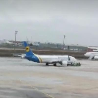 В аеропорту Стамбула «замінували» два українські літаки