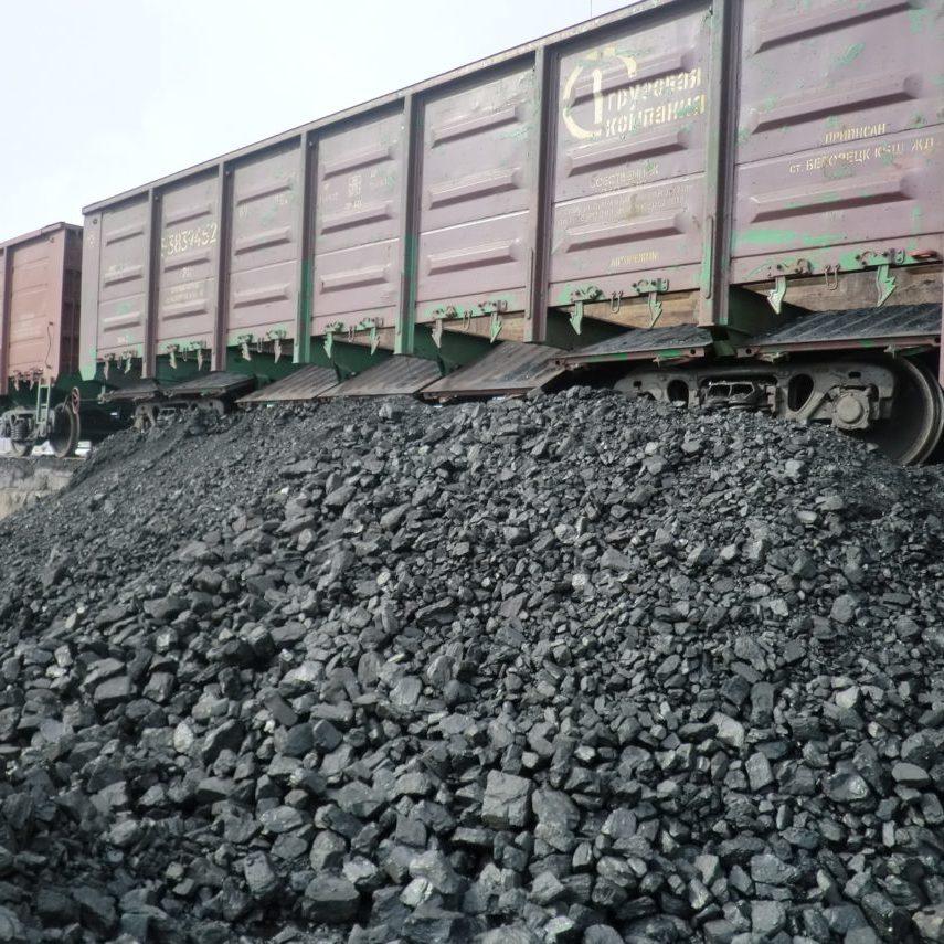 До України прибуло понад 70 тисяч тонн вугілля із США