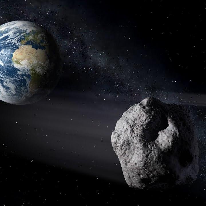 До Землі летить гігантський астероїд (відео)