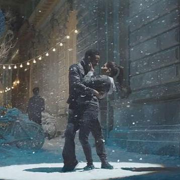 Танець на снігу. Apple створила відеоролик до зимових свят (відео)