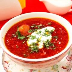 Український борщ з пампушками і котлети – найпопулярніші страви в їдальнях ВР