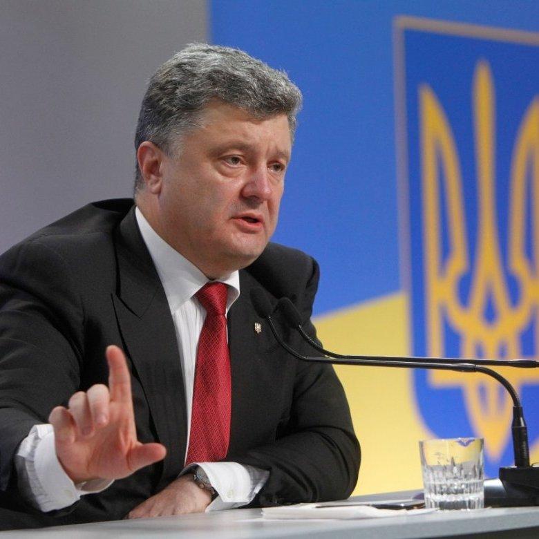 Порошенко закликав Бельгію продовжувати політику санкцій проти РФ