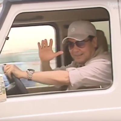 У мережі з'явилося відео, як президент Туркменістану дріфтує на гоночному автомобілі (відео)