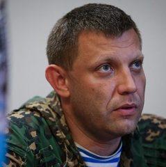 Захарченко планує обмін полоненими до Нового року