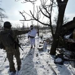 Звіт штабу АТО: російські найманці з початку доби 7 раз обстріляли українські позиції