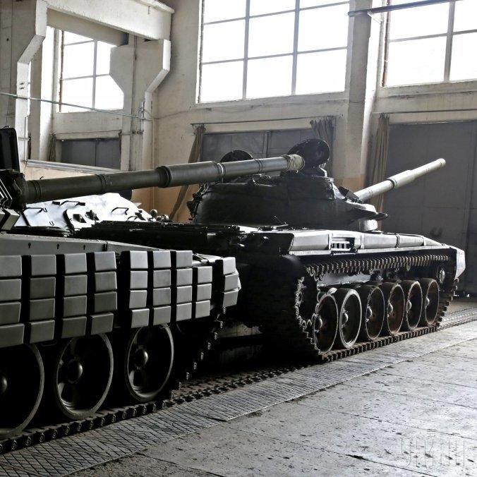 Україна виграла тендер на поставку комплектуючих до танків Т-72
