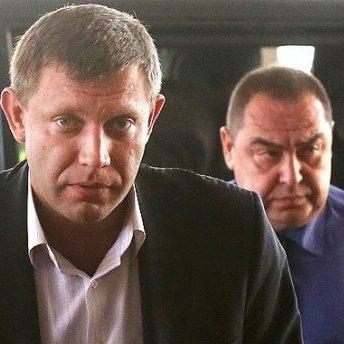 Ватажок «ДНР» прокоментував відставку ватажка «ЛНР»