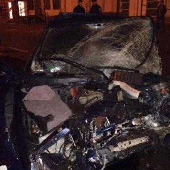 На Волині п'яний поліцейський спричинив смертельну ДТП