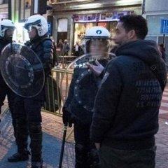 У Брюселі затримали понад 100 людей через заворушення (відео)