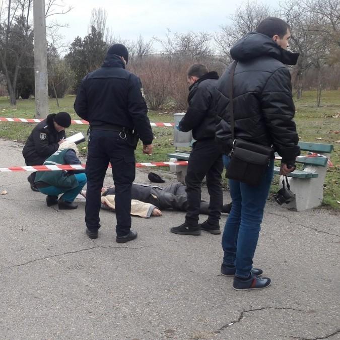 У Миколаєві в парку застрелився 75-річний пенсіонер