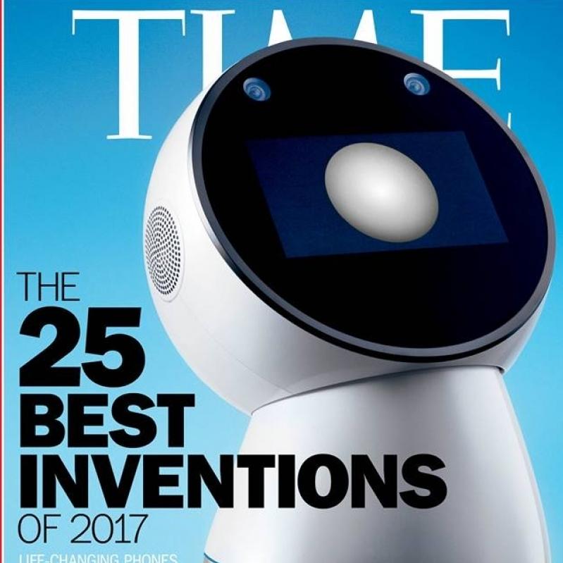 Робот львівських розробників увійшов до ТОП-25 винаходів 2017 року (відео)