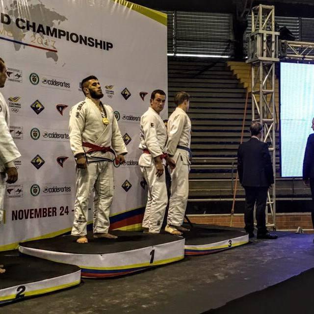 Українець Настенко став чемпіоном світу з джиу-джитсу (фото)
