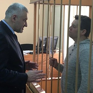 Московський суд продовжив арешт Сущенку ще на два місяці