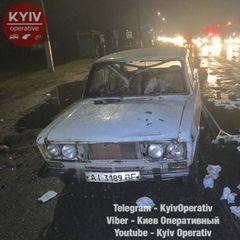Під Києвом водій позашляховика збив трьох жінок і втік з місця події: є загиблі (фото, відео)