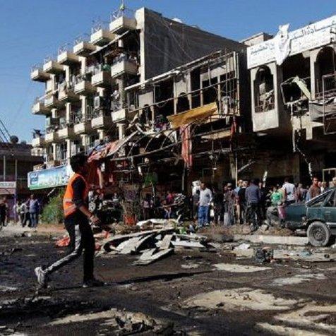 У Багдаді двоє смертників здійснили терористичний акт: 17 загиблих, 28 поранених