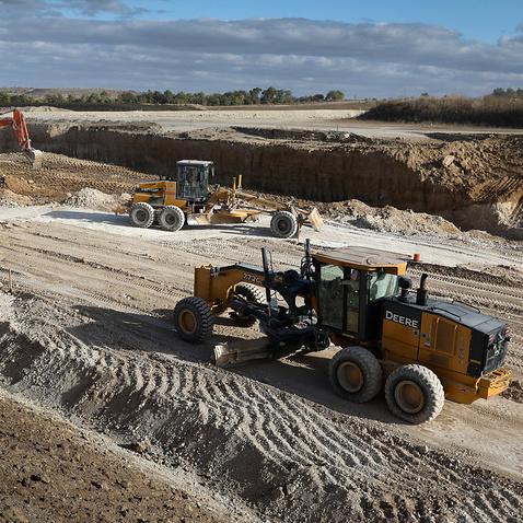У Криму вилучили понад 1 тисячу земділянок для будівництва траси