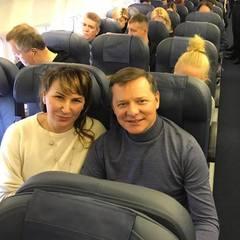 Українські політики з дружинами на кілька днів злітали у Францію