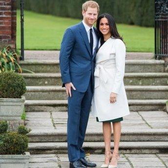 Названо офіційну дату весілля принца Гаррі та Меган Маркл