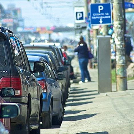 У Києві заборонять паркувати автівки на 67 вулицях