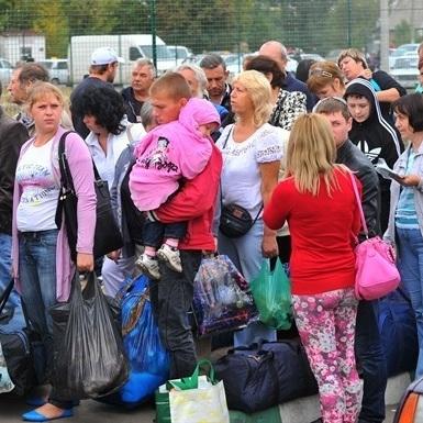 Україна у десятці країн за кількістю внутрішніх переселенців