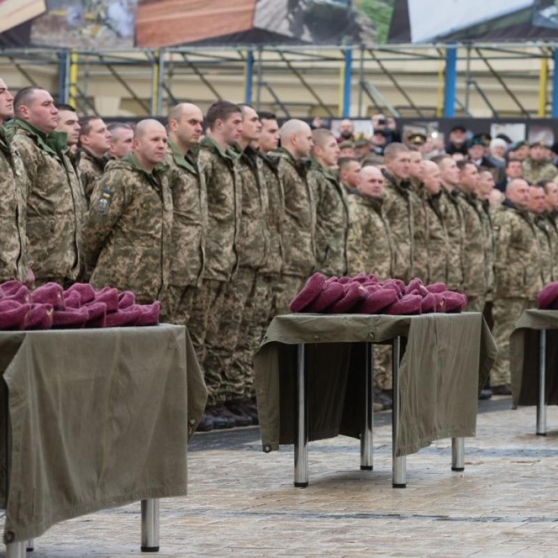 Як буде виглядати нова форма українських військових (фото)