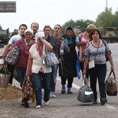 40% переселенців в Україні мають кошти лише на харчування