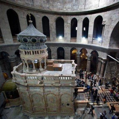 Вченим став відомий справжній вік гробниці Ісуса Христа