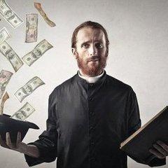 Настоятель церкви Благовіщення Пресвятої Богородиці отримав в подарунок 1 мільйон гривень