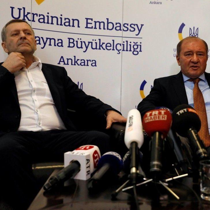 Туреччина обміняла Чийгоза та Умерова на російських агентів - ЗМІ