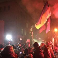 Річниця розгону Євромайдану у Києві: сталися сутички між правоохоронцями і учасниками акції (відео)