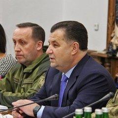 Полторак: Ситуація на Донбасі - це загроза всьому Заходу