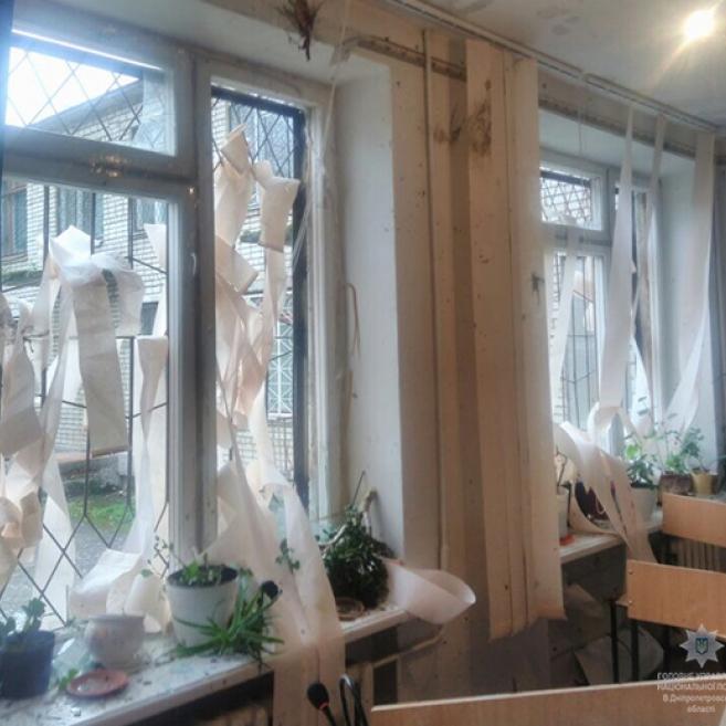 На Дніпропетровщині у суді підірвали дві гранати: є загиблі і поранені (фото)