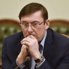Луценко прокоментував затримання агента НАБУ