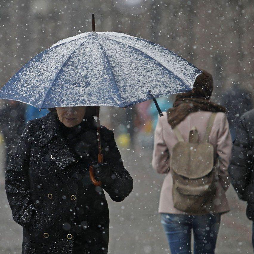 У перший день зими обіцяють потепління до +15 градусів