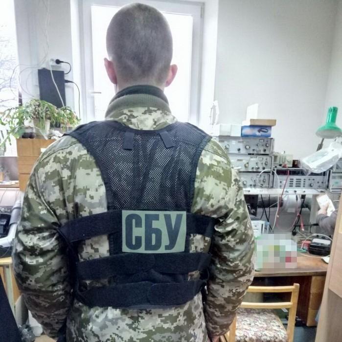 СБУ блокувала нелегальні поставки в Росію військового обладнання з України