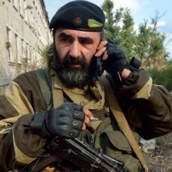 На честь загиблого грузинського бійця АТО назвали зірку