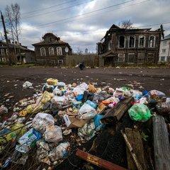 Нагадує декорації з фільму жахів: блогер показав моторошні світлини Росії (фото)