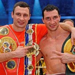 Брати Кличко потрапили до списку кращих боксерів після епохи Алі