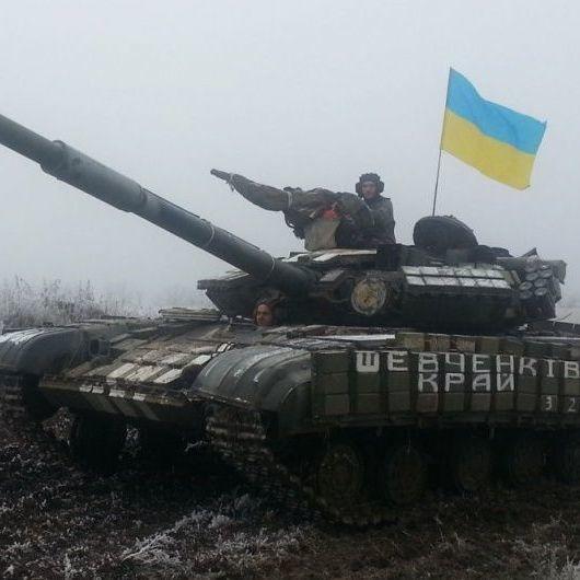 Звіт штабу АТО: на Луганському напрямку бойовики випустили понад два десятки мін різних калібрів по українських опорних пунктах