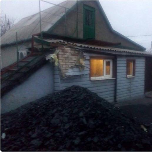 Бойовики обстріляли житлову зону Мар'їнки, - Жебрівський
