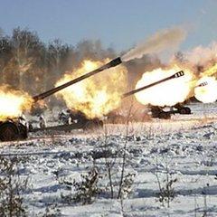 Бойовики накривають бійців АТО вогнем із забороненої зброї: українські військові дають відсіч